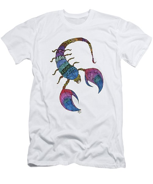 Scorpio Men's T-Shirt (Athletic Fit)
