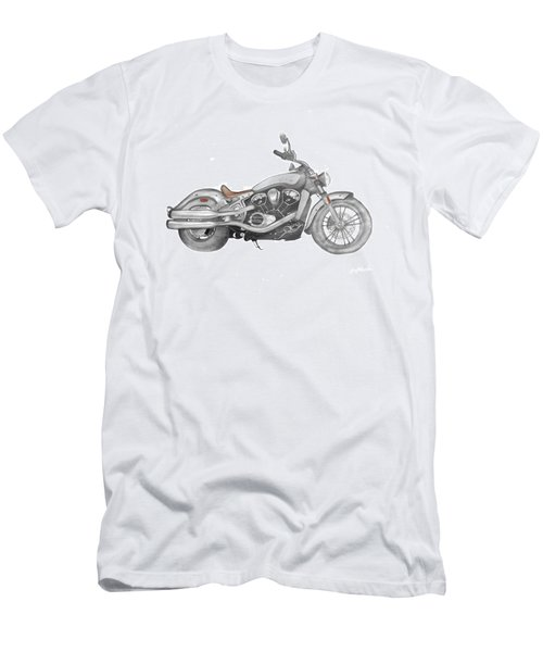 Scout 2015 Men's T-Shirt (Slim Fit) by Terry Frederick