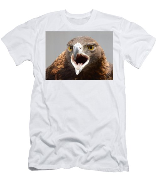 Screaming Eagle Men's T-Shirt (Athletic Fit)