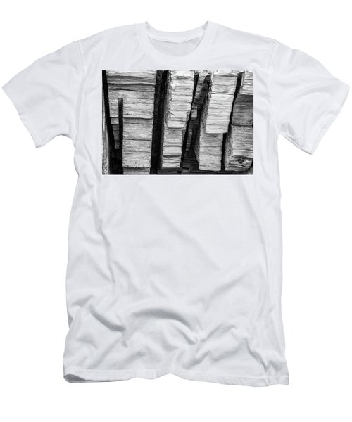 Sculpted Log Men's T-Shirt (Athletic Fit)
