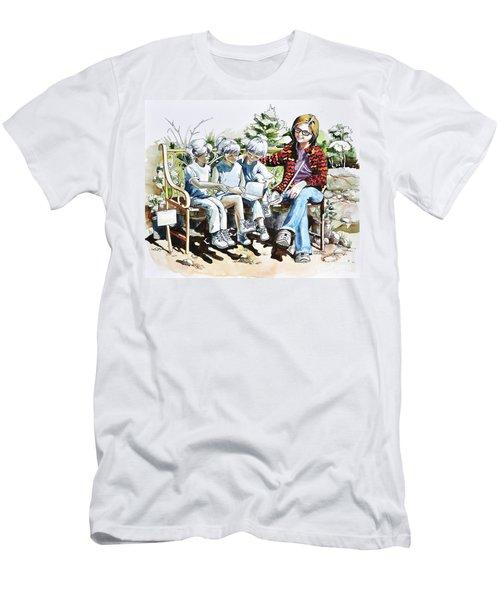 Lasting Pupils Men's T-Shirt (Athletic Fit)