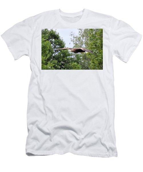 Sea Eagle Men's T-Shirt (Athletic Fit)