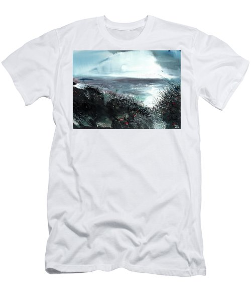 Seaface Men's T-Shirt (Athletic Fit)