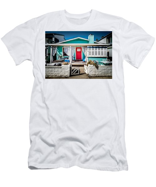 Seafoam Shanty Men's T-Shirt (Athletic Fit)