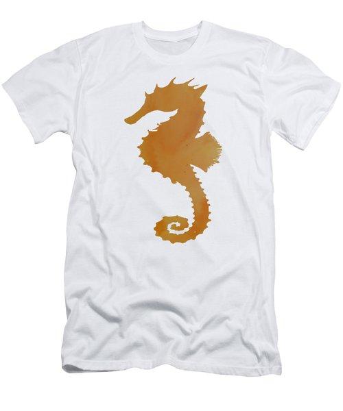 Seahorse Men's T-Shirt (Slim Fit) by Mordax Furittus