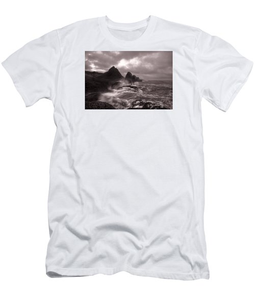 Seal Rock Thunder Men's T-Shirt (Athletic Fit)