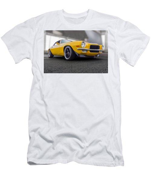 Second Gen Camaro Men's T-Shirt (Slim Fit) by Gary Warnimont