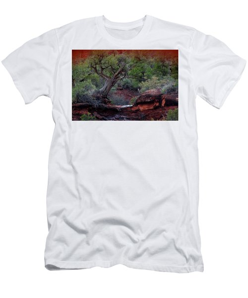Sedona #1 Men's T-Shirt (Athletic Fit)