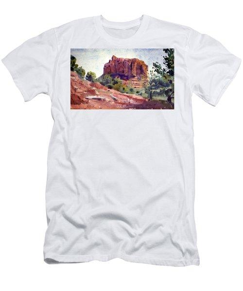 Sedona Butte Men's T-Shirt (Athletic Fit)