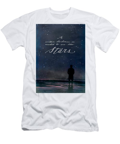 See The Stars Men's T-Shirt (Athletic Fit)