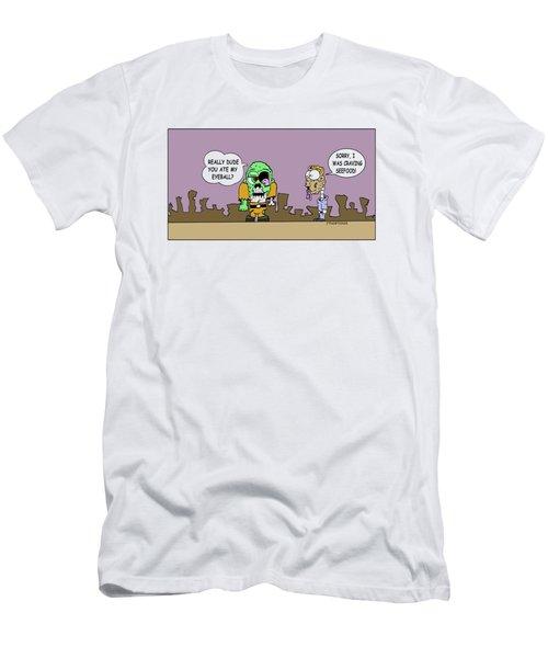 Seefood Men's T-Shirt (Athletic Fit)