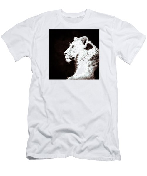 Men's T-Shirt (Slim Fit) featuring the photograph Seeing Double I by Wade Brooks