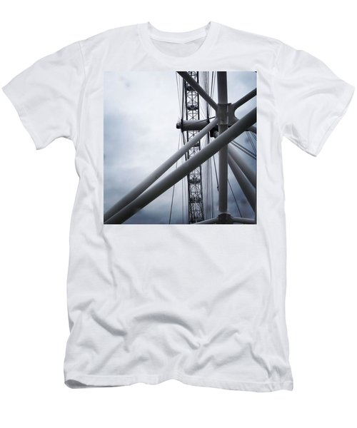Seeing The Eye Men's T-Shirt (Athletic Fit)