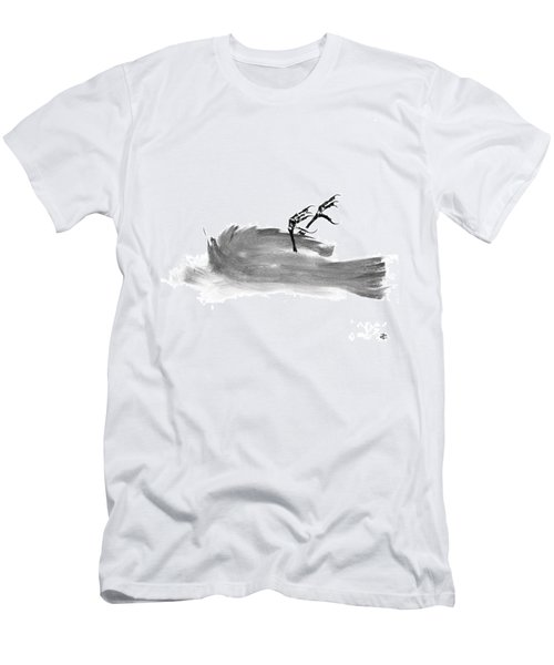 Senescence 3 Men's T-Shirt (Athletic Fit)
