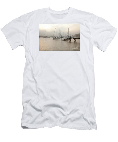 September Fog I Men's T-Shirt (Athletic Fit)
