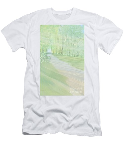 Serenity Men's T-Shirt (Slim Fit) by Joanne Perkins