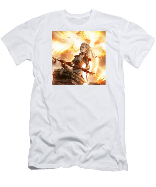 Serra Avatar Men's T-Shirt (Athletic Fit)