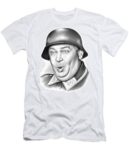 Sgt Schultz Men's T-Shirt (Athletic Fit)