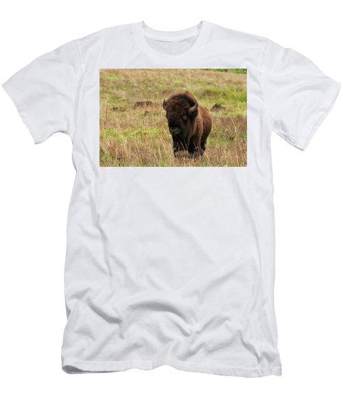 Shaggy Beast Men's T-Shirt (Athletic Fit)