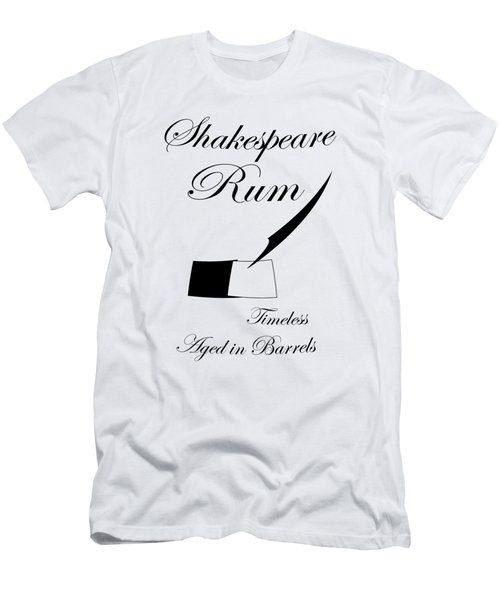 Shakespeare Men's T-Shirt (Athletic Fit)