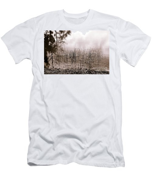Shallow Basin Men's T-Shirt (Athletic Fit)