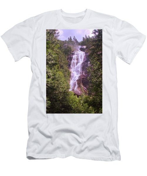 Shannon Falls Men's T-Shirt (Athletic Fit)