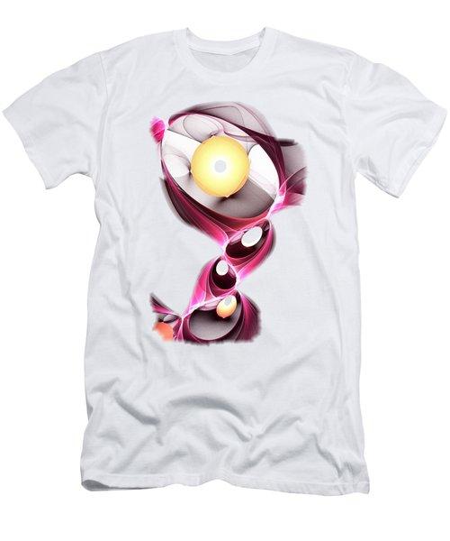 Shape-shifter Men's T-Shirt (Athletic Fit)