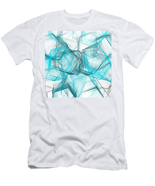 Shapes Galore Men's T-Shirt (Athletic Fit)