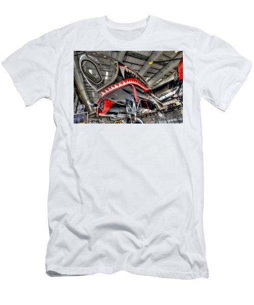 Shark Bite 2 Men's T-Shirt (Athletic Fit)