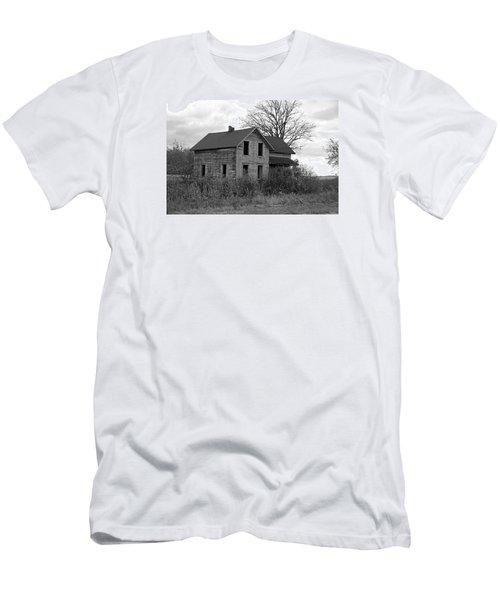 Shattered Ties Men's T-Shirt (Slim Fit) by Michiale Schneider