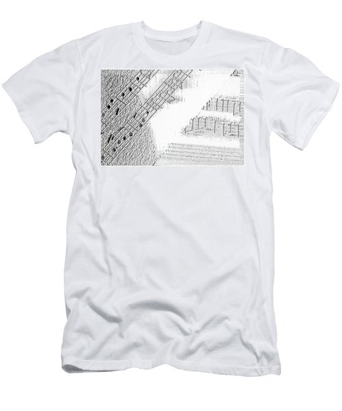 Sheet Music Men's T-Shirt (Athletic Fit)