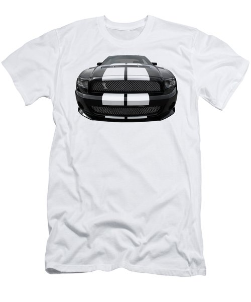 Shelby Thunder Men's T-Shirt (Athletic Fit)