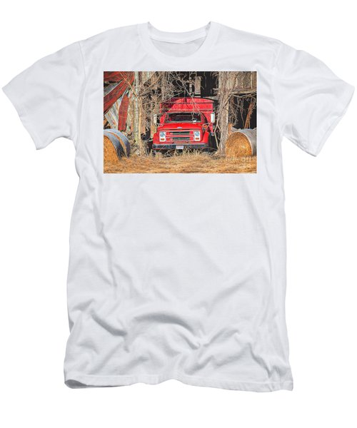 Shelter From The Weather Men's T-Shirt (Athletic Fit)