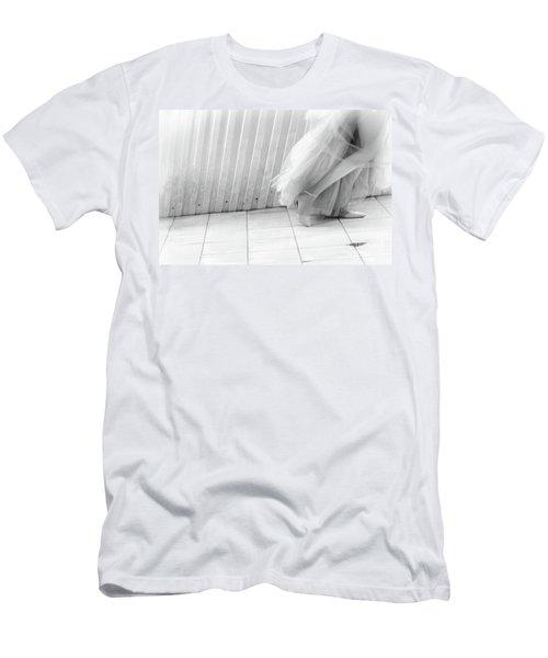 Shoes #6334 Men's T-Shirt (Athletic Fit)