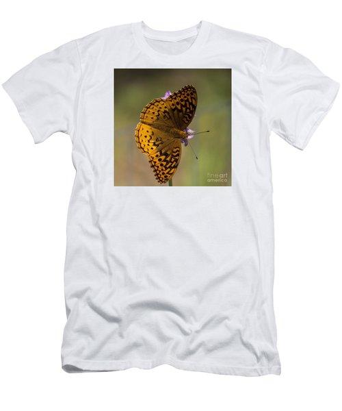 Sideways Men's T-Shirt (Athletic Fit)
