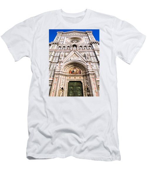 Siena Cathedral Men's T-Shirt (Athletic Fit)