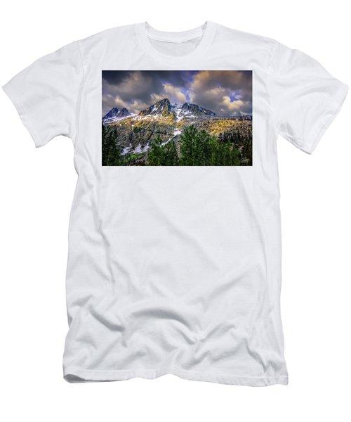 Sierra Sunrise Men's T-Shirt (Athletic Fit)
