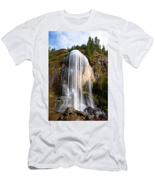 Silver Falls Men's T-Shirt (Athletic Fit)