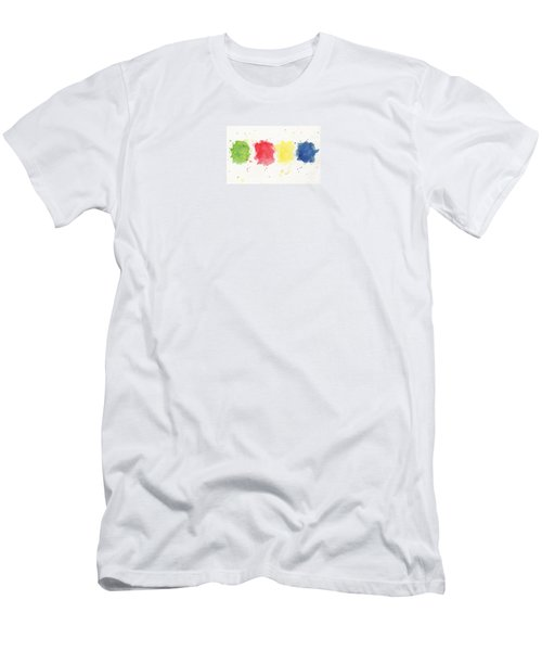 Simple Men's T-Shirt (Athletic Fit)