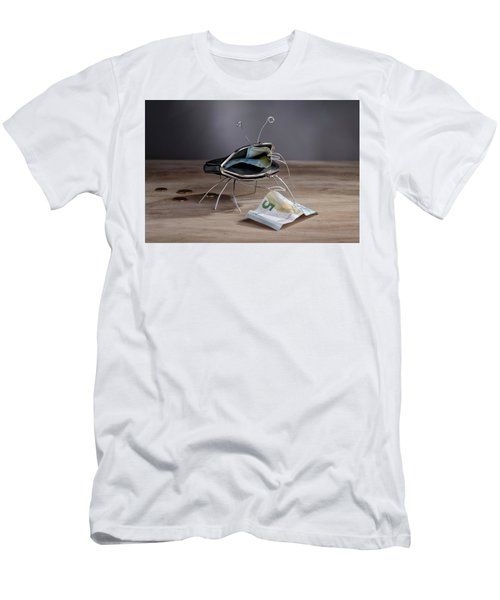 Simple Things - The Crab Men's T-Shirt (Athletic Fit)
