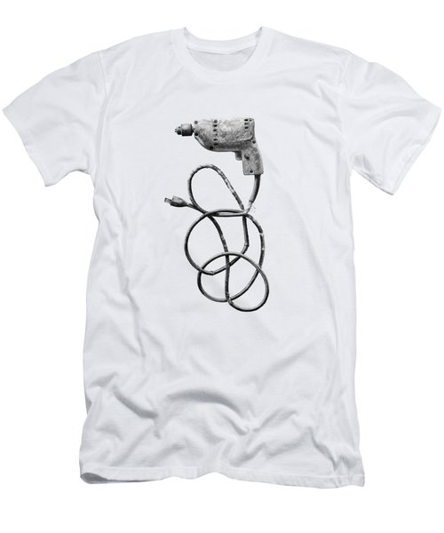 Sioux Tools Drill I Men's T-Shirt (Athletic Fit)