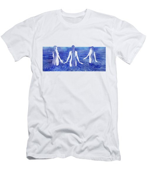 Sirens Call Men's T-Shirt (Athletic Fit)