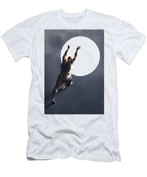 Sisyphus Lamp 05 Men's T-Shirt (Athletic Fit)