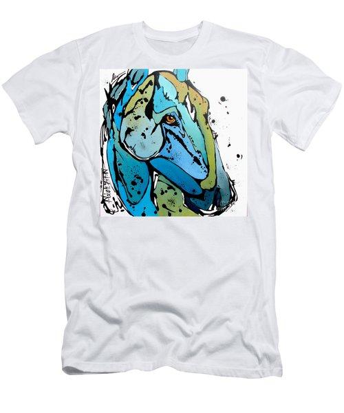 Charlotte  Men's T-Shirt (Athletic Fit)