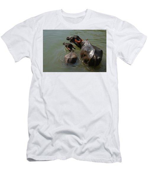 Skc 5603 Coolest Way Men's T-Shirt (Athletic Fit)