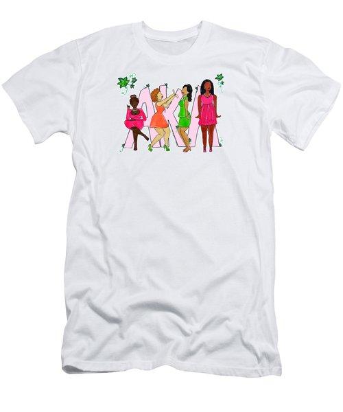 Skee Wee My Soror Men's T-Shirt (Athletic Fit)