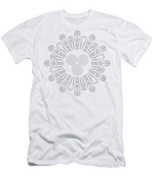 Sky Chief Men's T-Shirt (Athletic Fit)