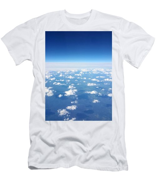 Sky Life Men's T-Shirt (Athletic Fit)