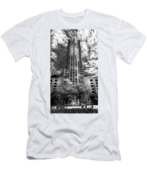 Sky Point Men's T-Shirt (Athletic Fit)
