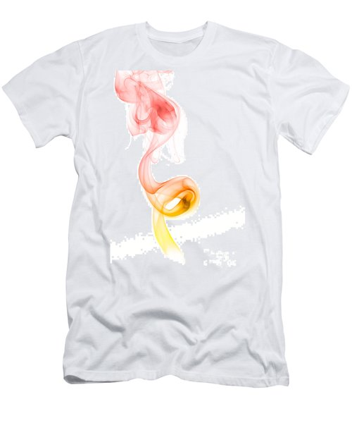 smoke XX Men's T-Shirt (Athletic Fit)